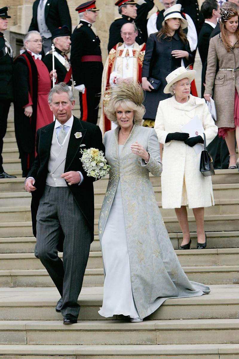 The couple were married in 2004. Photo: Getty Images