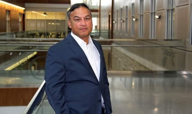 Dr. Nazeem Muhajarine is an epidemiologist and professor at the University of Saskatchewan.