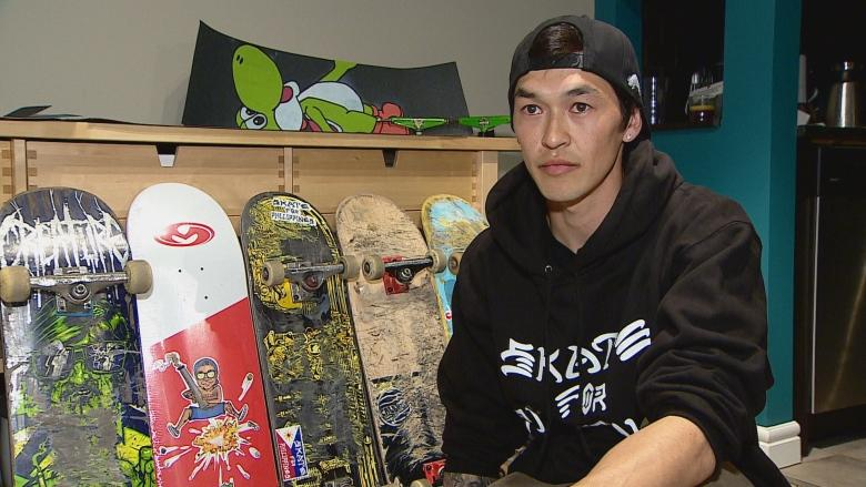 Calgary skateboarder's charitable effort thwarted by thieves