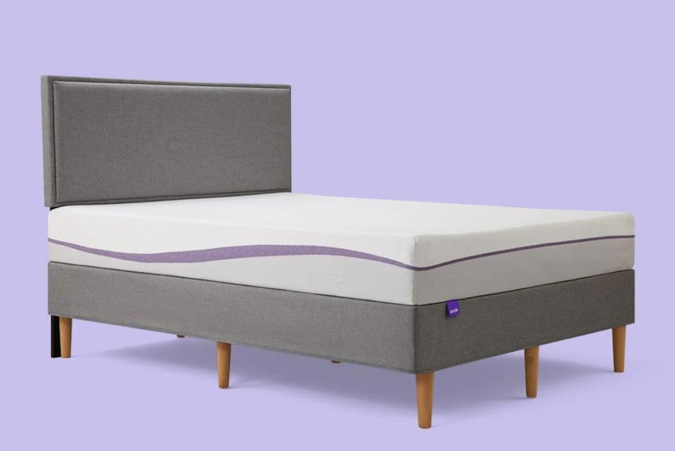 <p>The popular <span>The Purple Mattress</span> ($699-$1,798) is the brand's classic option. It's a bestseller you just can't go wrong with.</p>