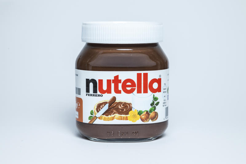 Nutella Glas (Photo by Bildquelle/ullstein bild via Getty Images)