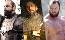 "<p><b>Original: </b>Conan Stevens (Season 1)</p><p><b>Recast:</b> Ian Whyte (Season 2) / Thor Bjornssen (Seasons 4-5)</p><p>Stevens, a veteran stuntman, left to work on <i>The Hobbit</i>. Whyte replaced him, but fans felt he wasn't physically a match for the ogre-like character. When the role expanded in later seasons, Bjornssen came on board. The Icelandic strongman is 6'9"" and weighs over 400 pounds.</p><p><i>(Credit: HBO)</i><br></p>"