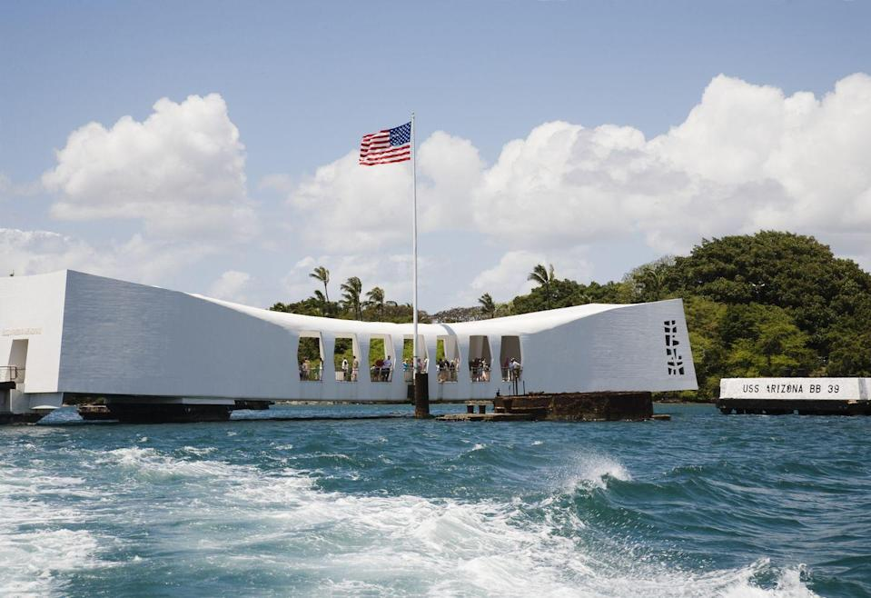 <p>If you're fortunate enough to make it to the Hawaiian island of Oahu, visiting the Pearl Harbor National Memorial is a must. The memorial preserves, interprets, and commemorates America's involvement in WWII, beginning with the fateful event here on December 7, 1941 that started it all.</p>