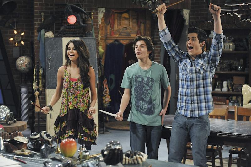 "Selena Gomez in ""Wizards of Waverly Place."" (Eric McCandless via Getty Images)"