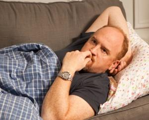 Louis C.K. on Louie's New Attitude and Guest Turns by Jerry Seinfeld, Robin Williams and More