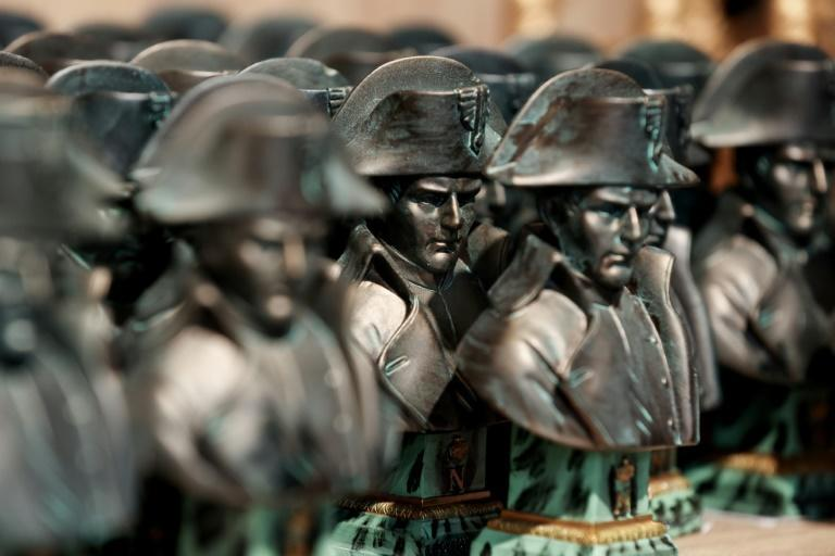 Napoleon reversed gains for women's rights and reinstated slavery in France's colonies