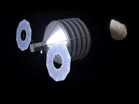 Inside NASA's Plan to Catch an Asteroid (Bruce Willis Not Required)