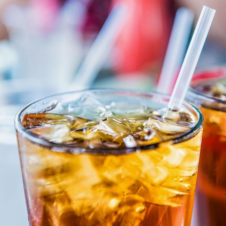 <p>We all know we should probably be avoiding soda so we can get away from the myriad health problems it causes (yes, even diet sodas!). But the way it's priced, even when it's part of a sale, just isn't worth buying into. </p><p>Purchasing a water filter once is way cheaper and far healthier than reupping your soda stores every couple of weeks. </p>