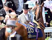 <p>Prince Charles attends Royal Ascot on June 15, 2021.</p>