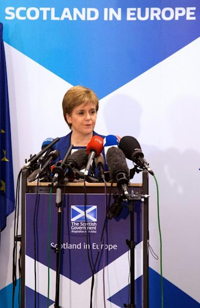 Under First Minister Nicola Sturgeon, Scotland voted heavily in favour of remaining in the EU in the Brexit referendum
