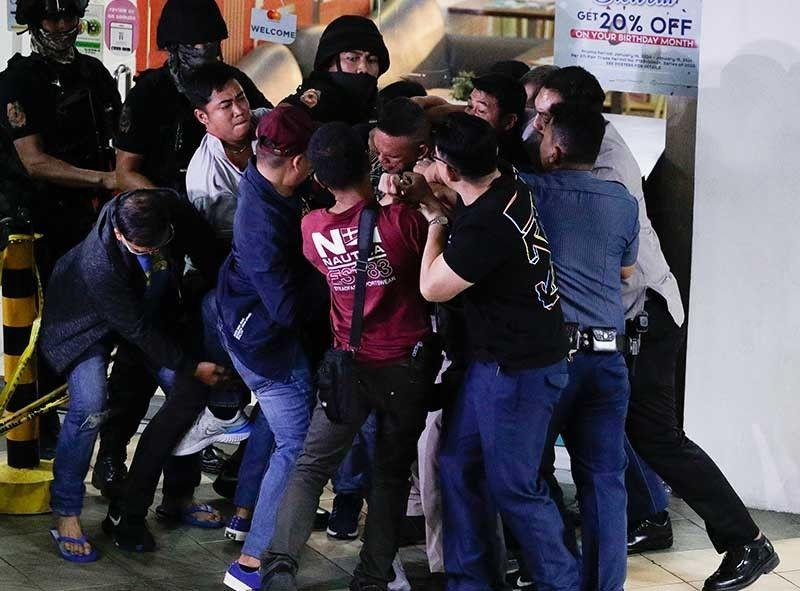 Greenhills hostage crisis: How it happened