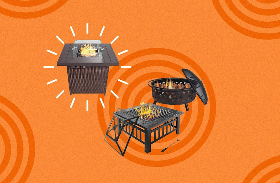 <p>You've been inside for quite some time—I'm betting you're just about ready to get out and be by a fire. Lucky for you, we've rounded up the absolute best fire pits on the market. Trust us; they're summer 2021 game-changers.</p>