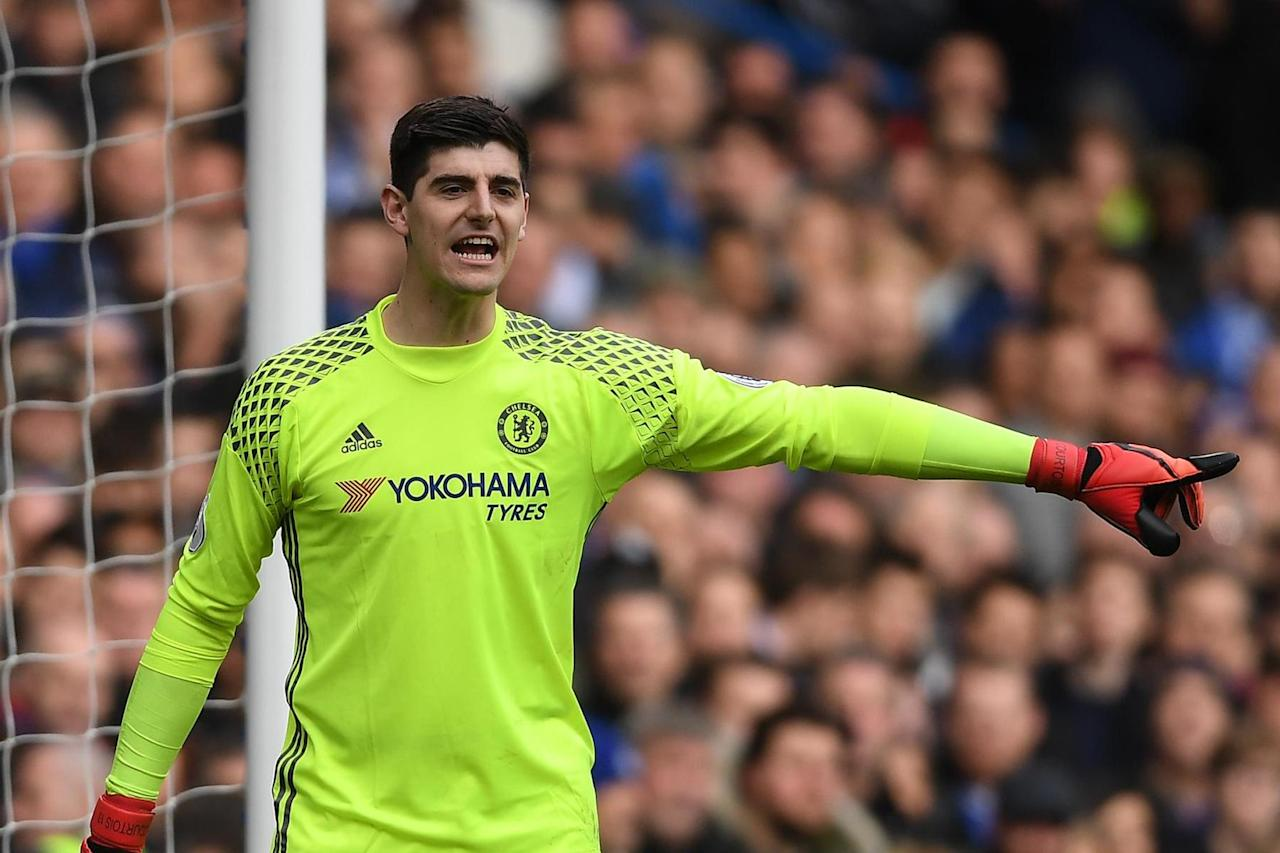 Chelsea vs Crystal Palace: Thibaut Courtois expected to play despite hip injury