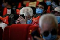 China has over 17 million people who are visually impaired (AFP/Jade GAO)