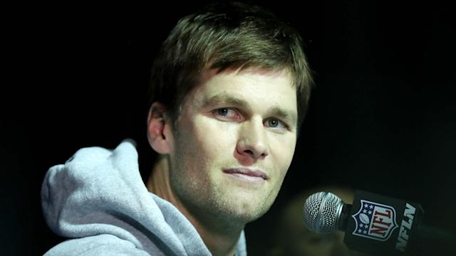 In an interview with Oprah Winfrey, which will air on Sunday, Tom Brady opened up about nearing the end of his career.