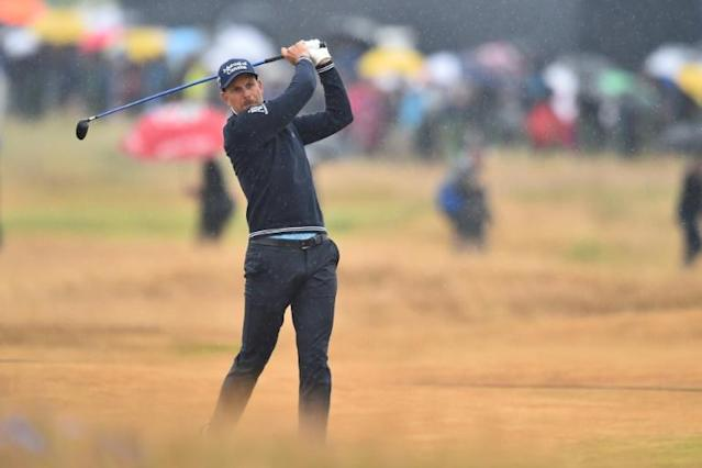 Sweden's Henrik Stenson will be making his first appearance at the Hong Kong Open (AFP Photo/Glyn KIRK)