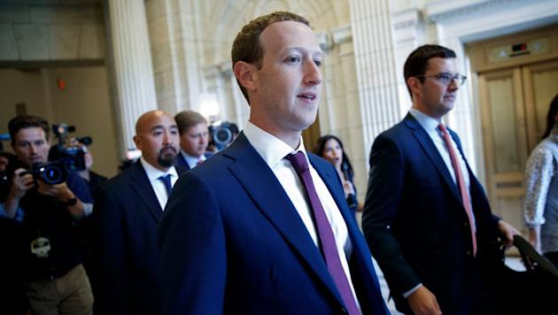 Zuckerberg held private meetings with conservative leaders