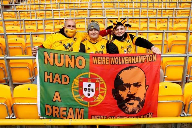 Nuno left Wolves after four years in May