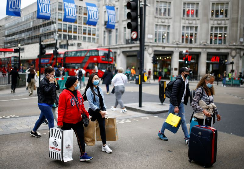 UK inflation jumps in July as clothes shops shun summer sales