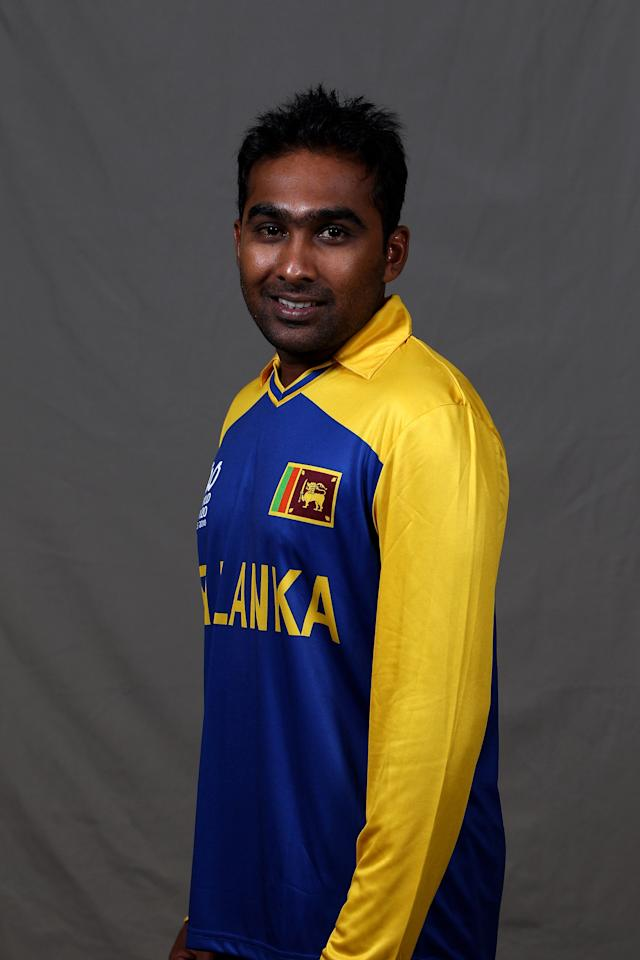 BRIDGETOWN, BARBADOS - APRIL 26: Mahela Jayawardene of the Sri Lanka T20 ICC World Cup squad on April 26, 2010 in Bridgetown, Barbados. (Photo by Michael Steele/Getty Images)