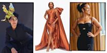 """<p>Last night (March 28), the 52nd NAACP Image Awards joined other <a href=""""https://www.elle.com/uk/awards-season-best-fashion-makeup-hair/"""" rel=""""nofollow noopener"""" target=""""_blank"""" data-ylk=""""slk:2021 awards season"""" class=""""link rapid-noclick-resp"""">2021 awards season</a> events involving A-list red carpet moments from home. Like the <a href=""""https://www.elle.com/uk/fashion/g25746956/golden-globes-best-red-carpet-looks/"""" rel=""""nofollow noopener"""" target=""""_blank"""" data-ylk=""""slk:Golden Globes"""" class=""""link rapid-noclick-resp"""">Golden Globes</a> and <a href=""""https://www.elle.com/uk/fashion/g30672026/grammy-awards-best-red-carpet-looks-dresses/"""" rel=""""nofollow noopener"""" target=""""_blank"""" data-ylk=""""slk:Grammy's"""" class=""""link rapid-noclick-resp"""">Grammy's</a> before it, the NAACP Awards saw the acting world's best and brightest stars getting glammed up from the comforts of their homes and sharing their efforts on social media. </p><p>From Tracee Ellis Ross in Schiaparelli and Regina King in custom-made Oscar de la Renta, to Alicia Keys in Versace and Cynthia Erivo in Lanvin, these are the best dressed celebrities from the <strong>2021 NAACP Image Awards</strong>.</p>"""
