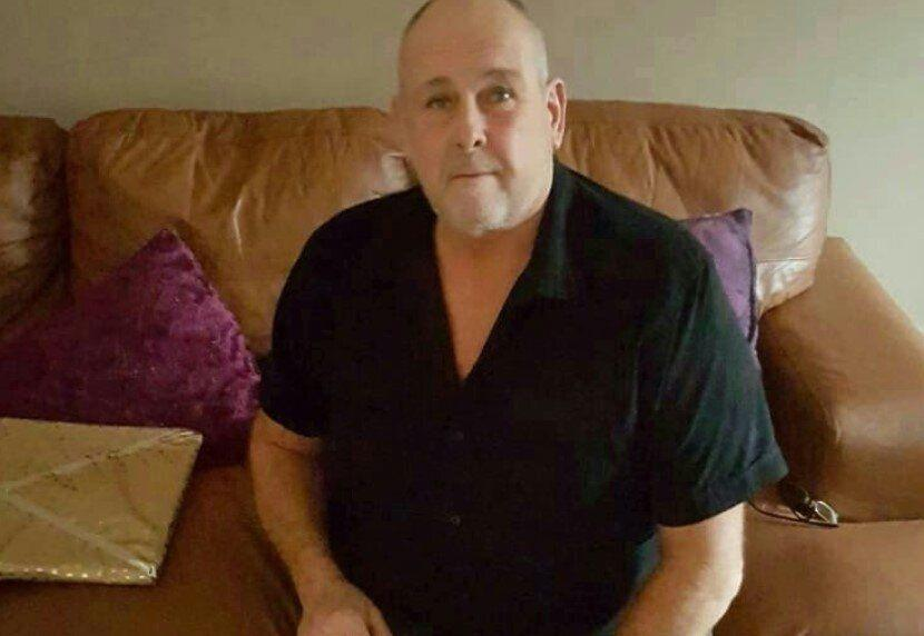 Steve Dymond was found dead in his home in Portsmouth seven days after filming an episode of 'The Jeremy Kyle Show' (Steve/Dymond/Facebook)