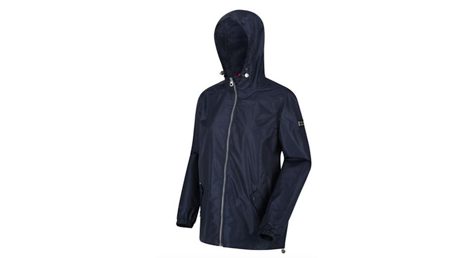 Lilibeth Lightweight Waterproof Jacket