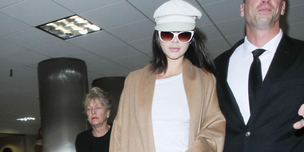 """<p>It's safe to say that Kendall Jenner has quickly proven herself to be a supermodel-in-the-making. Not only has she made waves on the runway, but her street style game has won her major points in our book. Jenner can make a head-to-toe black outfit feel fresh again, she can work a formal ballskirt effortlessly on the streets of Cannes, and makes matching sweats look like the chicest thing we've ever seen. Click through to see Jenner's latest looks, plus shop model off-duty must-haves on <a rel=""""nofollow"""" href=""""https://shop.harpersbazaar.com/Model-Off-Duty/index.html"""">ShopBAZAAR</a>.</p>"""