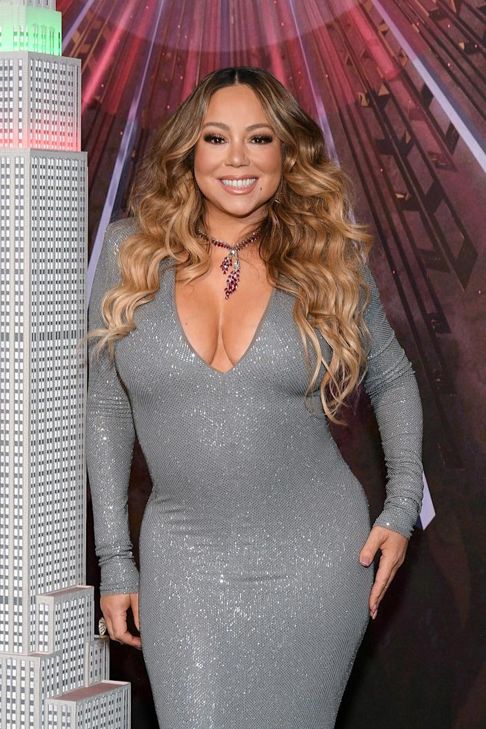 """Mariah Carey recalls being """"scared"""" and """"immobilized"""" when her sister left with an armed pimp at age 12. (Photo: Dia Dipasupil/Getty Images)"""