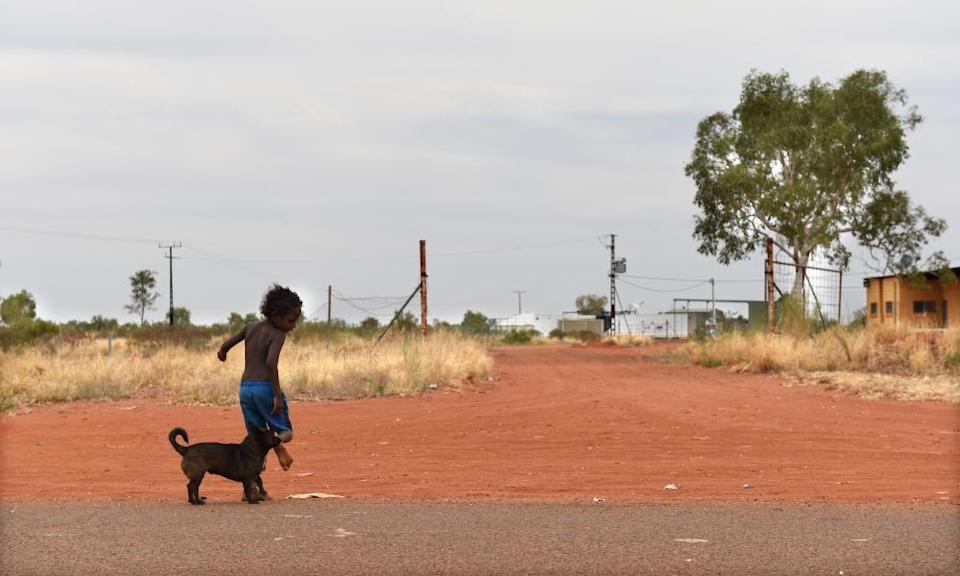 Fortune Agribusiness plans to use 40,000 megalitres a year to irrigate farming operations, which could affect groundwater dependent ecosystems around Ali Curung, south of Tennant Creek (pictured).