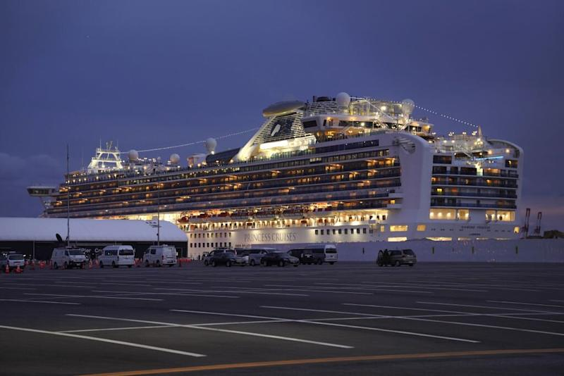 Experts Worry Quarantine Procedures May Actually Increase Infection Risk on Cruise Ship Docked in Japan with COVID-19