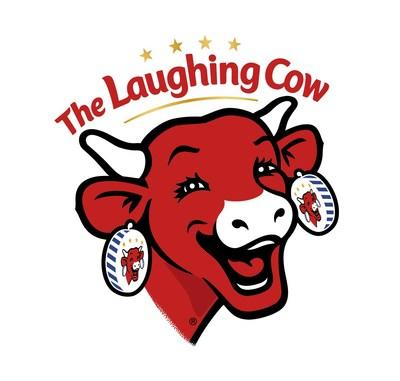 The Laughing Cow® has reformulated its iconic cheese wedge with more calcium and an uplifting brand mission (PRNewsfoto/Bel Brands USA)