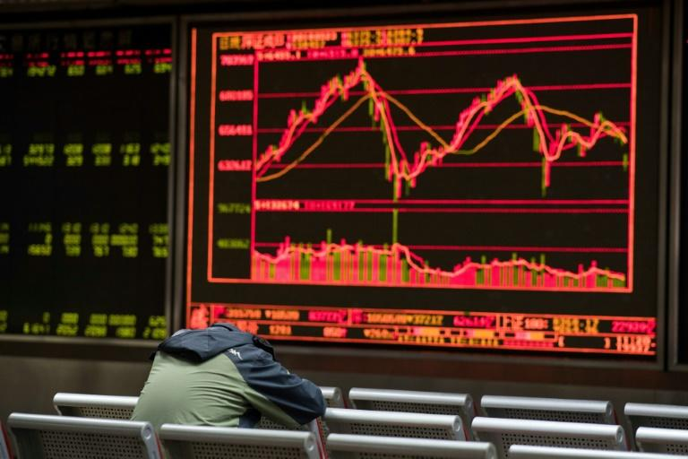 Red alert: The announcement of $60 billion in US tariffs on Chinese goods and China's reprisals sent stock prices down
