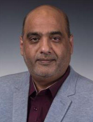 Mustafa Malik, Leicester city councillor (Photo: Leicester City Council)