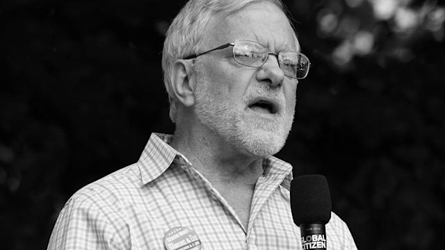Green Party stalwart Howie Hawkins. (Michael Kovac/FilmMagic via Getty Images)