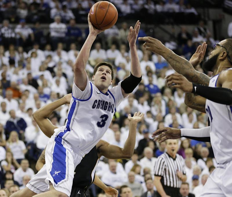 Creighton plans to contend right away in Big East