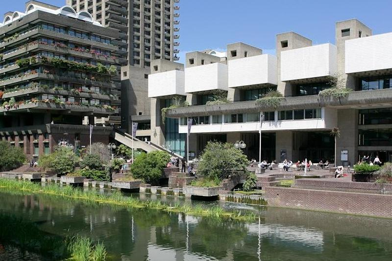 'Totally ridiculous': The Barbican has scrapped men's and women's toilets in favour of gender neutral loos: Lee Mawdsley