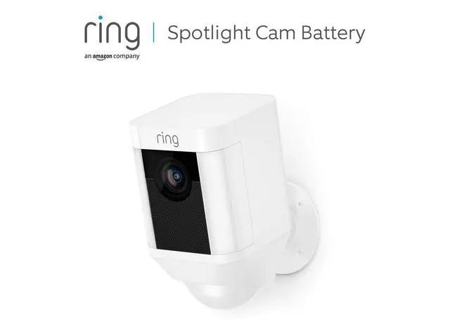 Ring spotlight cam battery by Amazon: Was £179, now £119,Amazon.co.uk (RIng)