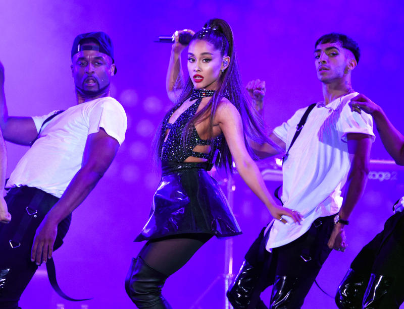 Ariana Grande in new four-part docu-series on YouTube | Celebrities