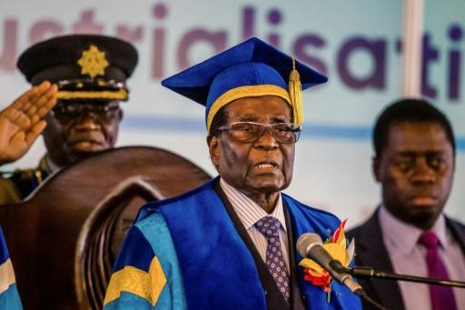 <p>Zimbabwe: Developments since the military takeover</p>