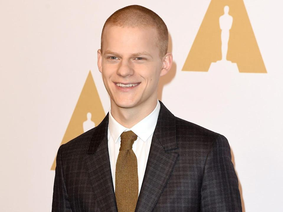 Lucas Hedges actor 2017 Oscar nominee lunch Getty Images