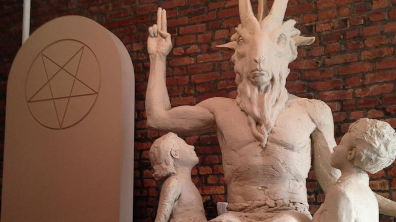 Satanists to Hold Controversial Black Mass in Oklahoma
