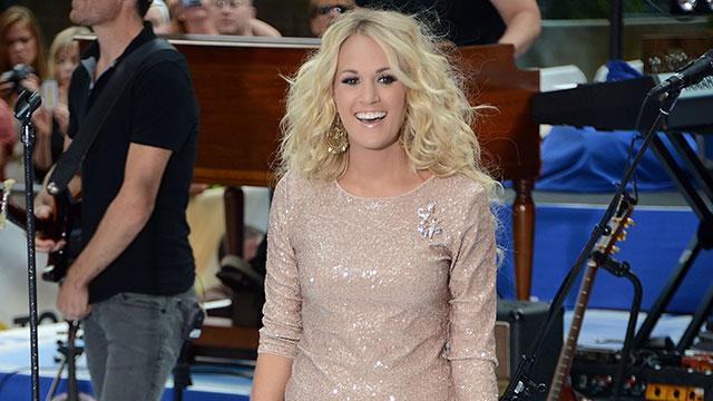 5 Things You Don't Know About Carrie Underwood