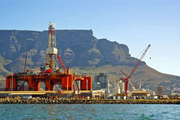 Total Makes Big Offshore Oil Discovery in South Africa