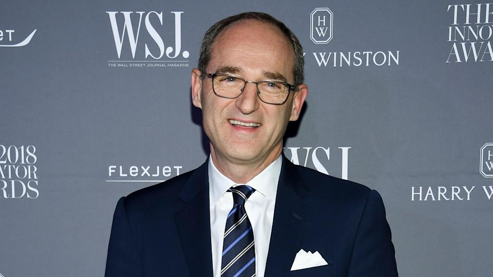 Mandatory Credit: Photo by Evan Agostini/Invision/AP/Shutterstock (9970529gc)Patrice Louvet attends the WSJ Magazine 2018 Innovator Awards at the Museum of Modern Art, in New YorkWSJ Magazine 2018 Innovator Awards, New York, USA - 07 Nov 2018.