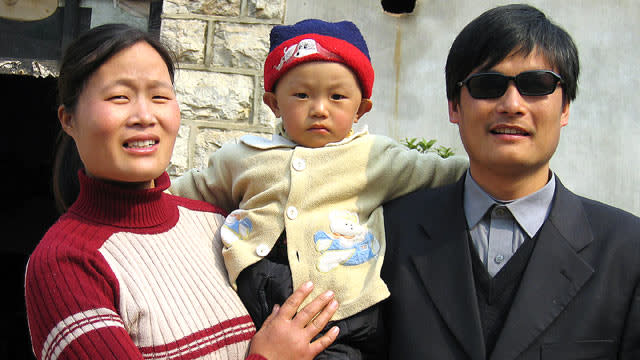 Chen Guangcheng: Chinese Dissident Says U.S. Let Him Down