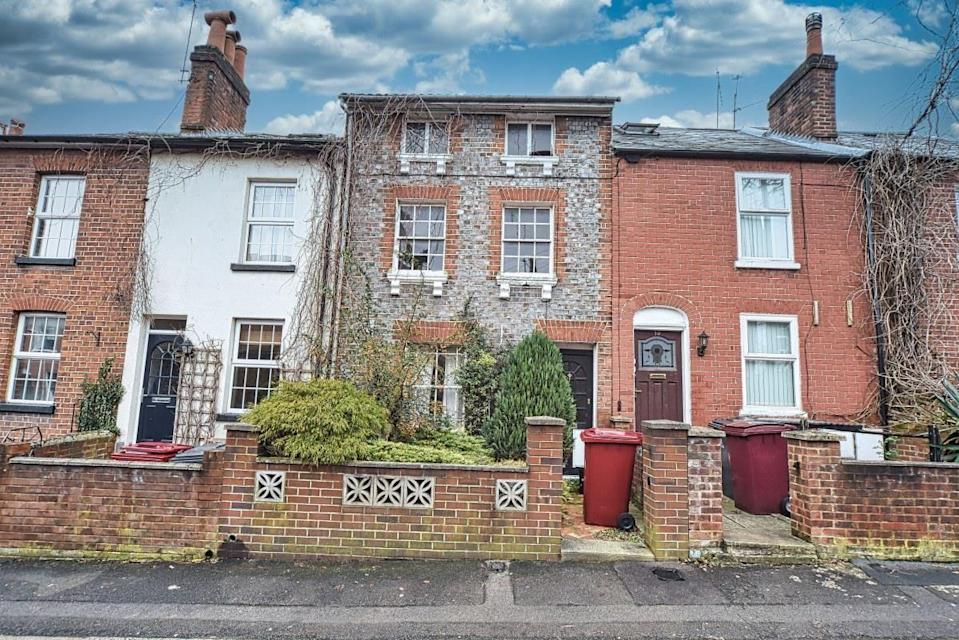 """<p>The ideal development opportunity, this three-bedroom terraced house is in need of complete modernisation and restoration. While it does retain lots of period features, you'll need a vision and some spare cash to getting looking just as you want. </p><p><a href=""""https://www.zoopla.co.uk/for-sale/details/57615044/"""" rel=""""nofollow noopener"""" target=""""_blank"""" data-ylk=""""slk:This property is currently on the market for £300,000 with Sold.co.uk via Zoopla."""" class=""""link rapid-noclick-resp"""">This property is currently on the market for £300,000 with Sold.co.uk via Zoopla.</a><br></p>"""