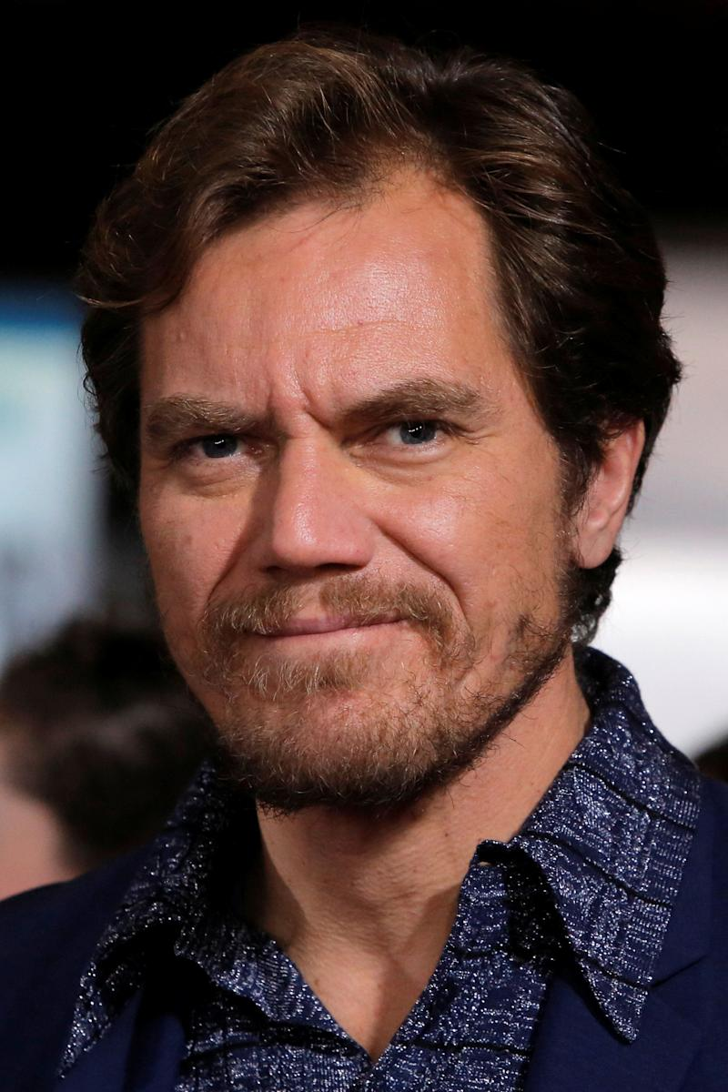 In case you were wondering, actor Michael Shannon absolutely, positively would not play Donald Trump in a movie. (Photo: Andrew Kelly / Reuters)