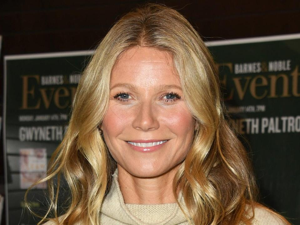 Gwyneth Paltrow said she went 'totally off the rails' in lockdownGetty Images