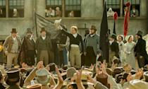 <p>Covering one of the most notorious episodes in British history, director Mike Leigh's highly anticipated follow-up to <i>Mr Turner</i> (LFF 2014), <i>Peterloo</i>, is a major work of cinema, featuring a superb ensemble cast in an epic portrayal of the events surrounding Manchester's infamous 1819 Peterloo Massacre. In this rousing, working class tale, director Mike Leigh is working at the pinnacle of his powers. The screening in Manchester represents the first time the BFI London Film Festival has premiered a film outside of the capital, offering audiences in Manchester and nationwide the opportunity to preview a major release with Manchester's history at its forefront. </p>